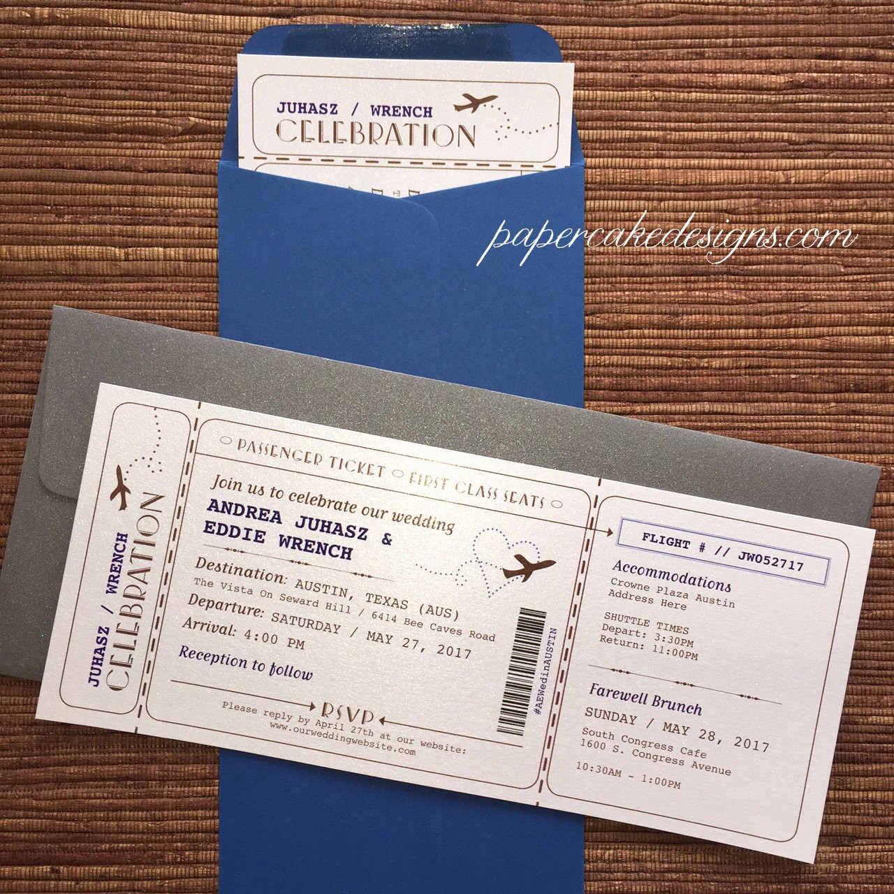 How to Make Ticket Invitations Unique Boarding Pass Airline Ticket Invitation Diy Printable Pdf