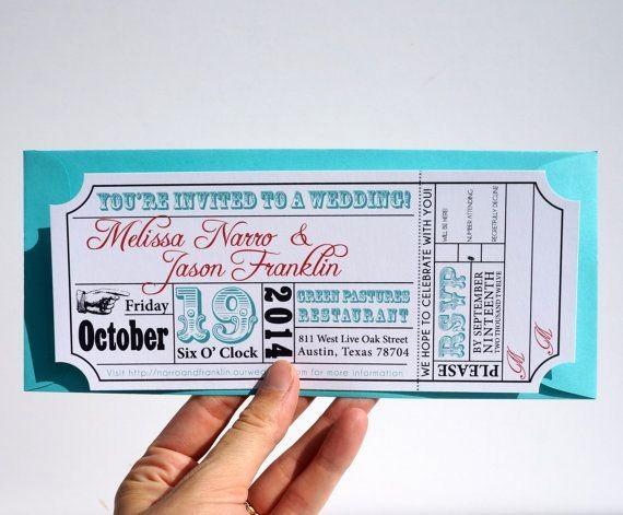 How to Make Ticket Invitations Unique Movie Ticket Wedding Invitation Template Free Google