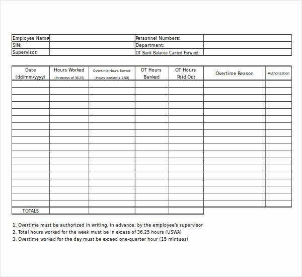 How to Make Time Sheets Beautiful 21 Overtime Sheet Templates – Free Sample Example format