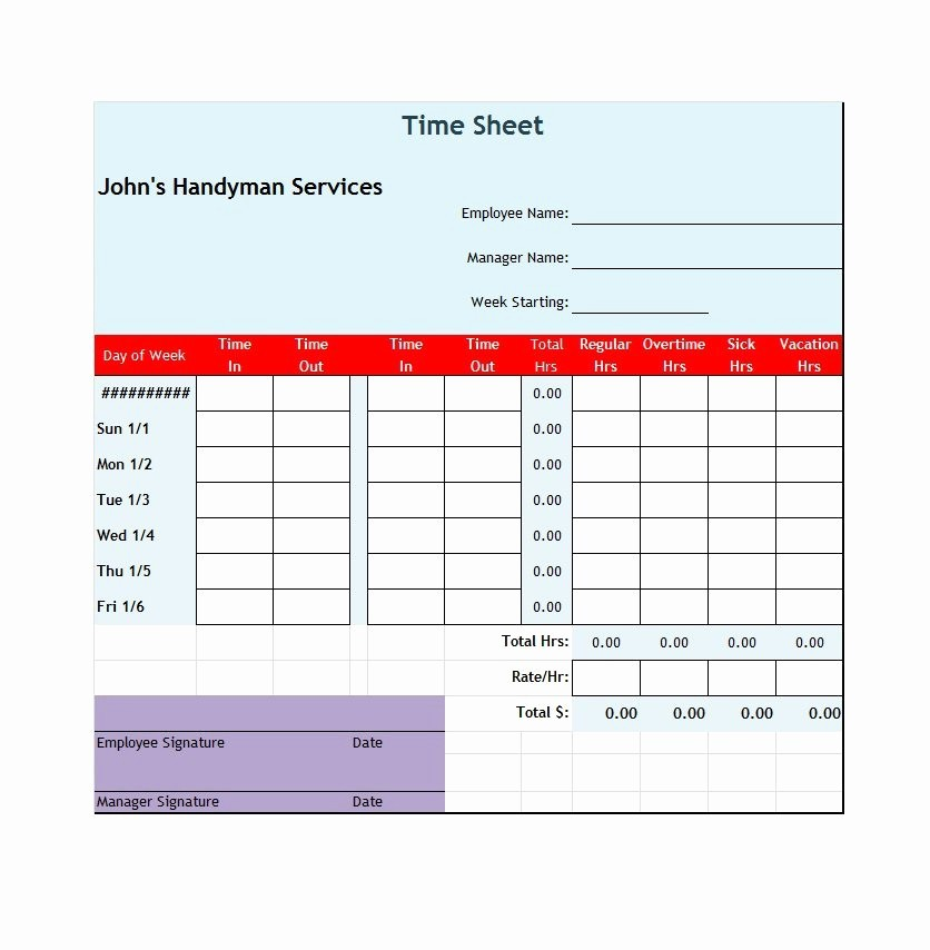 How to Make Time Sheets Best Of 41 Free Timesheet Time Card Templates Free Template