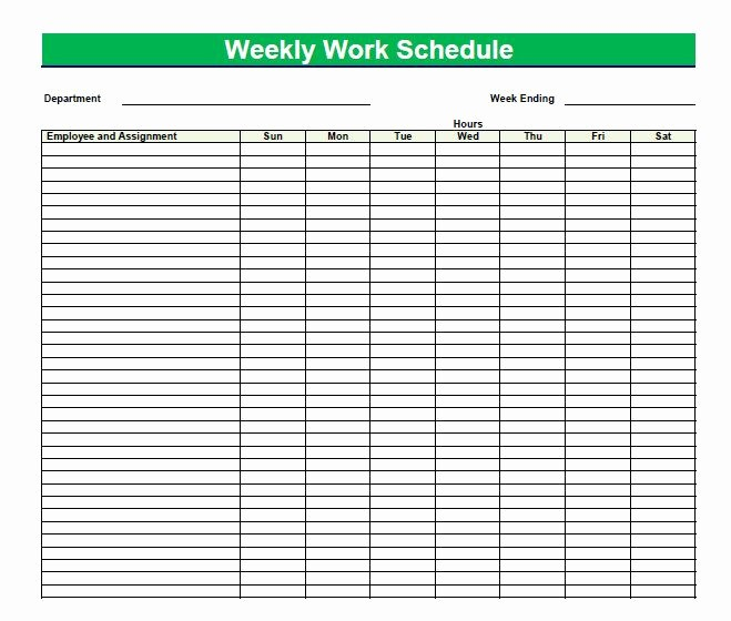 How to Make Time Sheets Elegant Blank Time Sheets for Employees