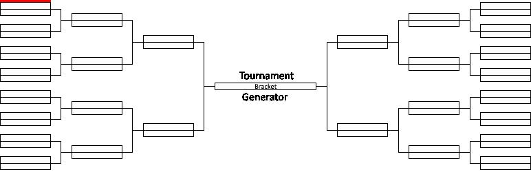 How to Make tournament Bracket Fresh tournament Bracket Generator