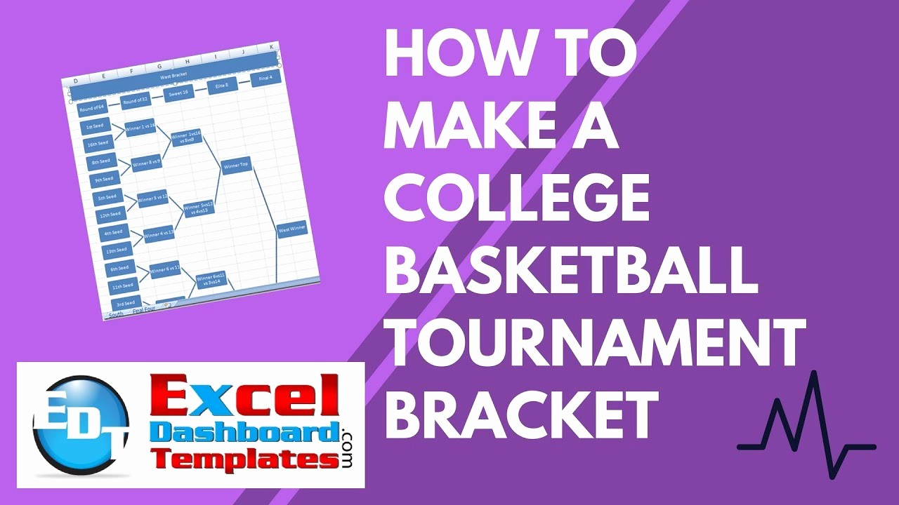 How to Make tournament Bracket Lovely How to Make A College Basketball tournament Bracket In