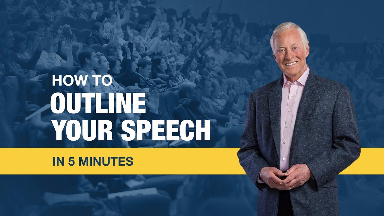 How to Outline A Speech Fresh How to Outline Your Speech In 5 Minutes