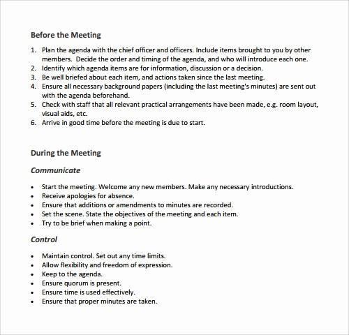 How to Prepare An Agenda Fresh How to Write An Agenda Template Invitation Template