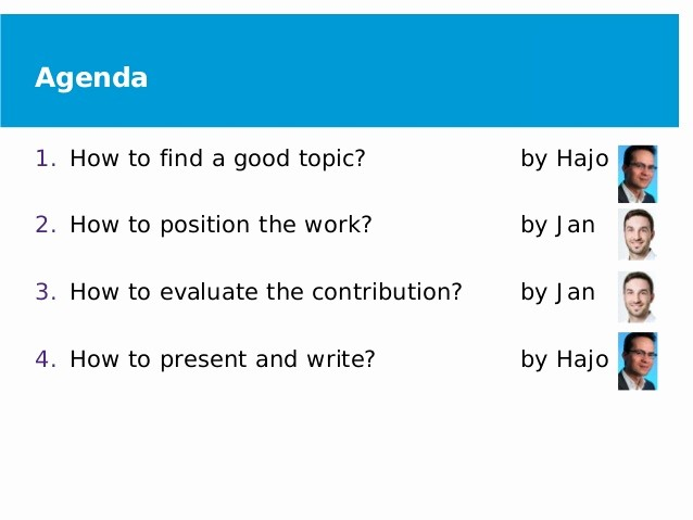 How to Prepare An Agenda Lovely How to Write A Good Agenda