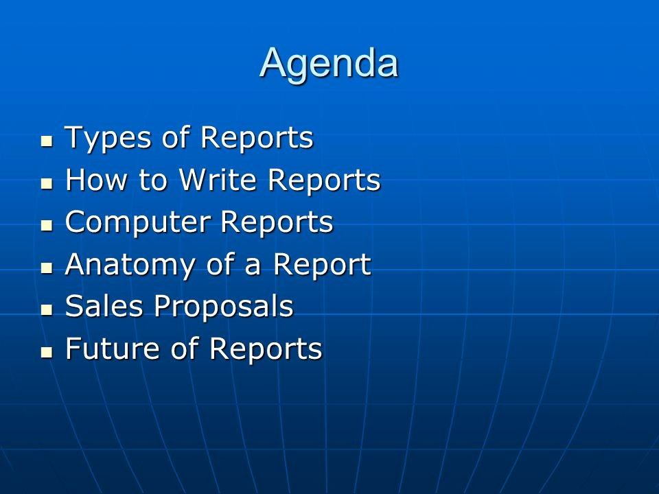 How to Prepare An Agenda New Report Writing Mallika Nawal Ppt