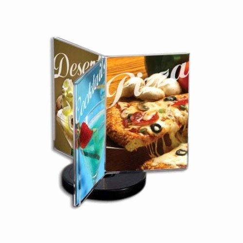 How to Print Table Tents Beautiful Custom Printed 3 Sided Table Tents Printcosmo