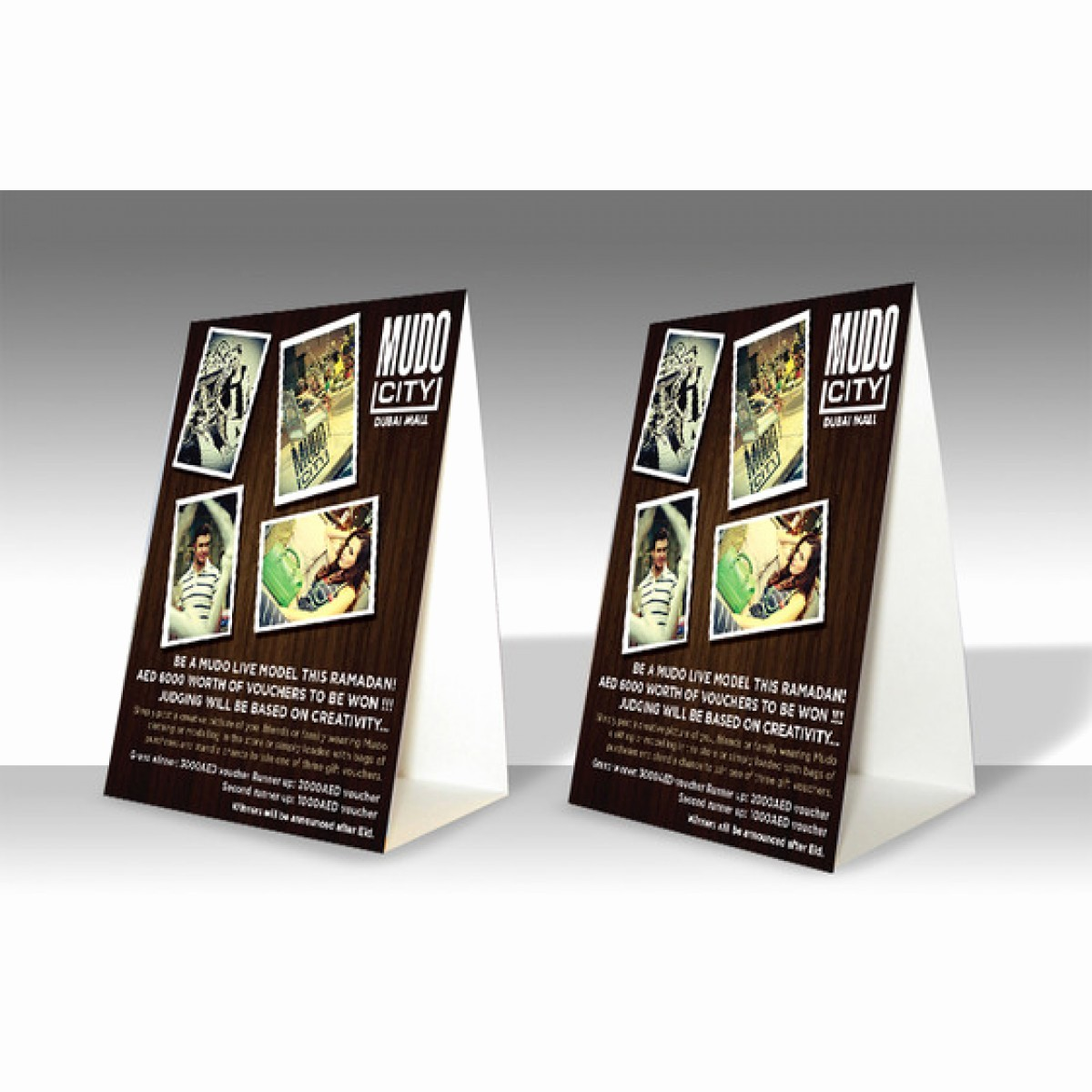 How to Print Tent Cards Awesome Tent Card