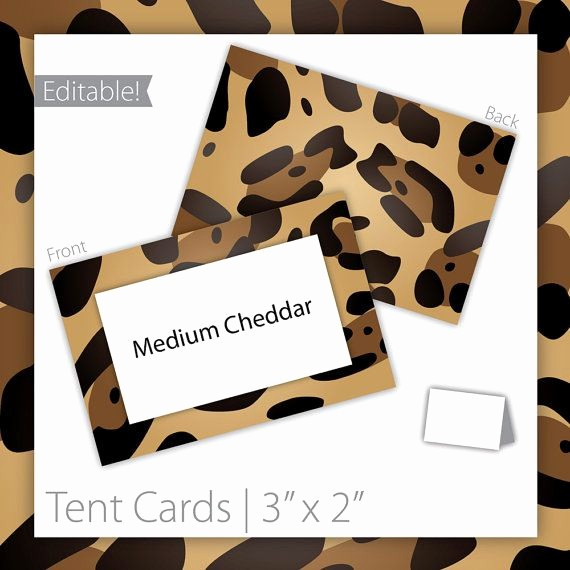 How to Print Tent Cards Inspirational 33 Best Images About Printable Tent Cards On Pinterest