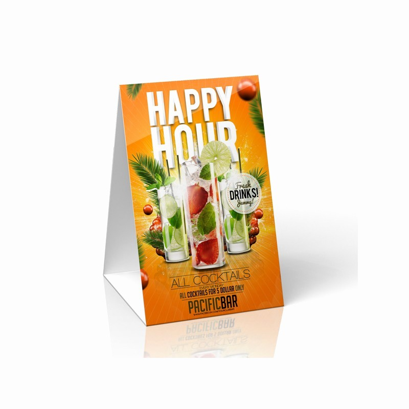 How to Print Tent Cards Inspirational Cheap Tent Card Printing and Printed Table Tent Cards