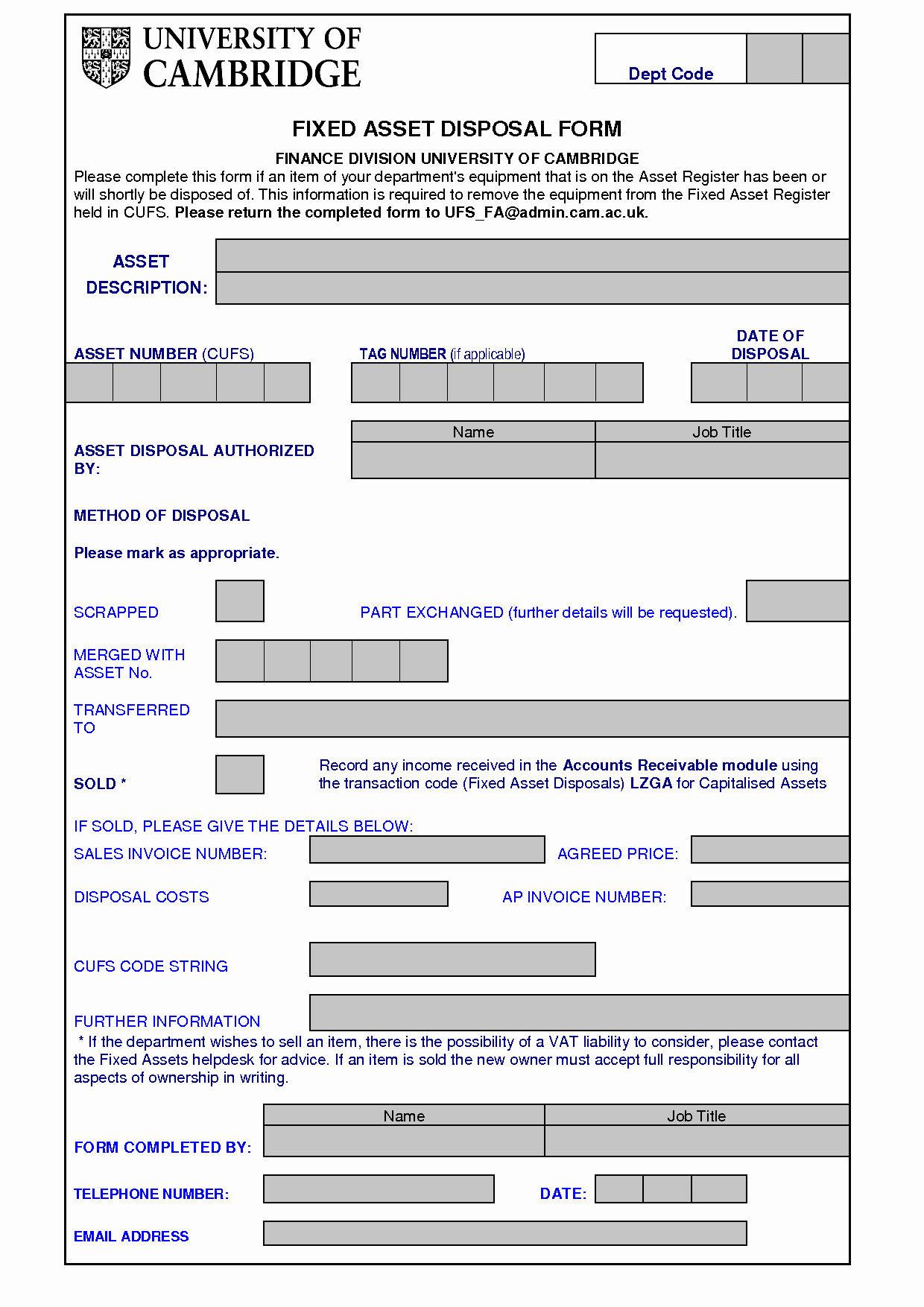 How to Record Fixed assets Awesome 10 Best Of Fixed asset Record form Sample Fixed