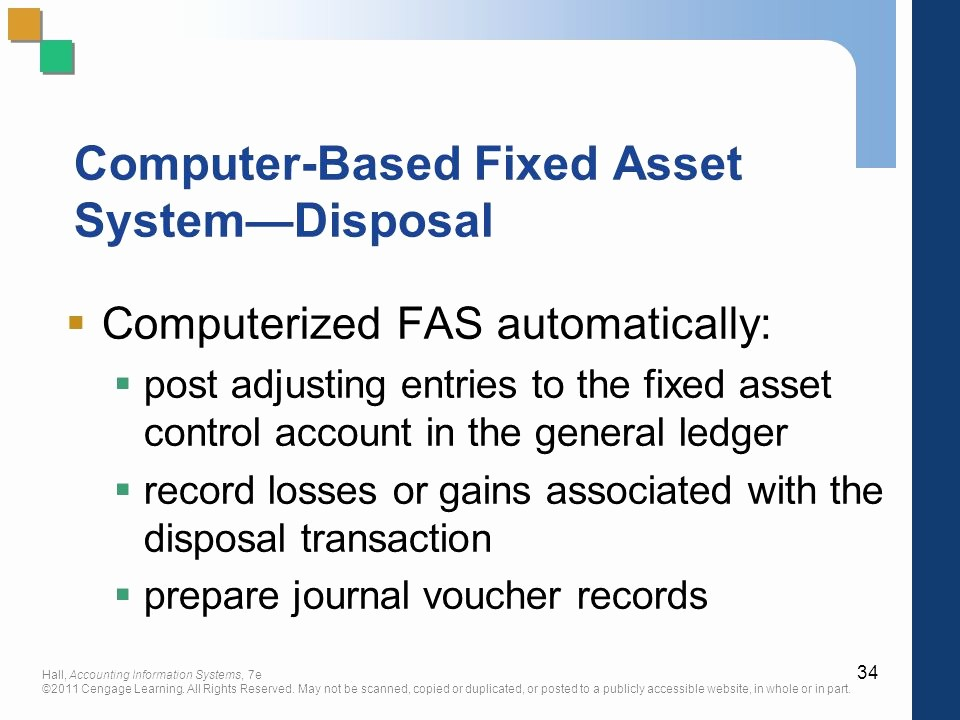 How to Record Fixed assets Awesome Chapter 6 the Expenditure Cycle Part Ii Payroll