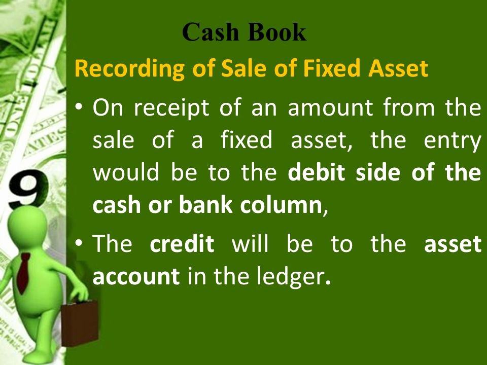 How to Record Fixed assets Fresh assume the Position Ppt