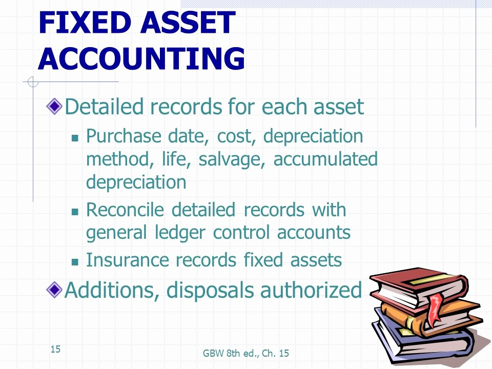 How to Record Fixed assets Unique Inventory & Fixed assets by David N Ricchiute Ppt Video