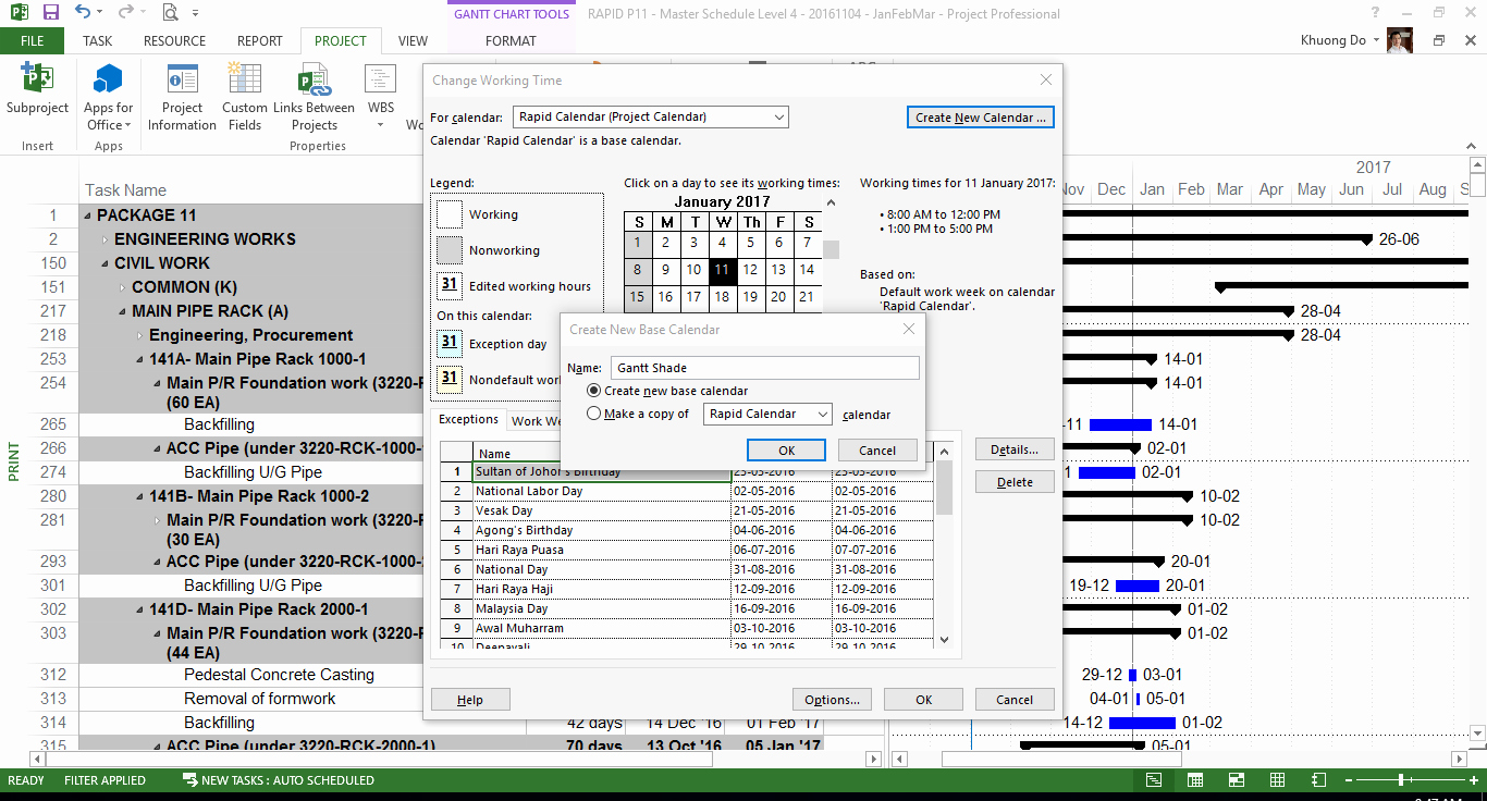 How to Use Gantt Project Beautiful How to Highlight A Time Period In Gantt Chart In Microsoft