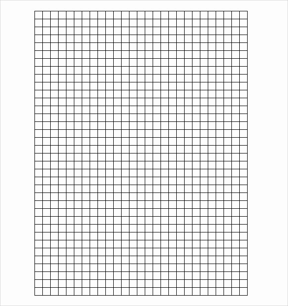 How to Use Graph Paper Elegant 23 Sample Graph Papers