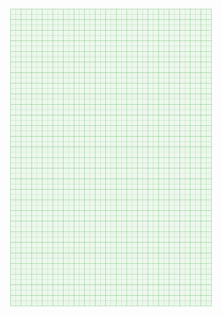 How to Use Graph Paper New File Graph Paper Mm Green A4g Wikimedia Mons