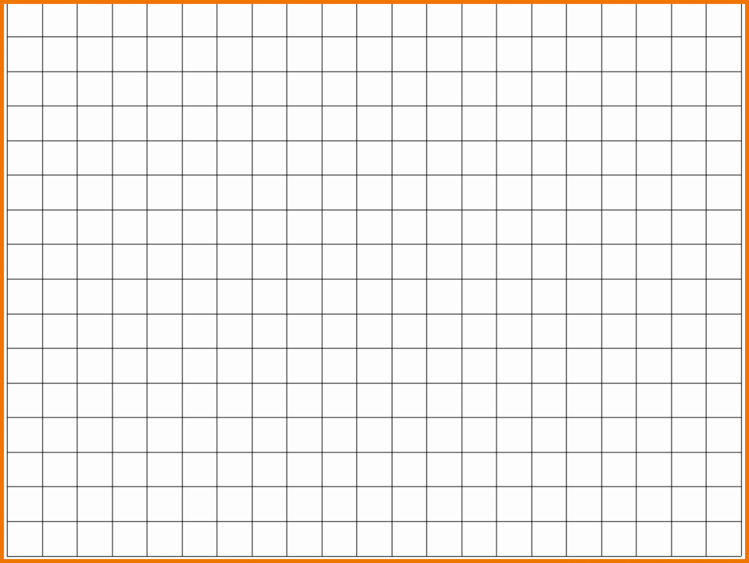 How to Use Graph Paper Unique Free Printable Grid Paper Pdf Cm Inch Mm
