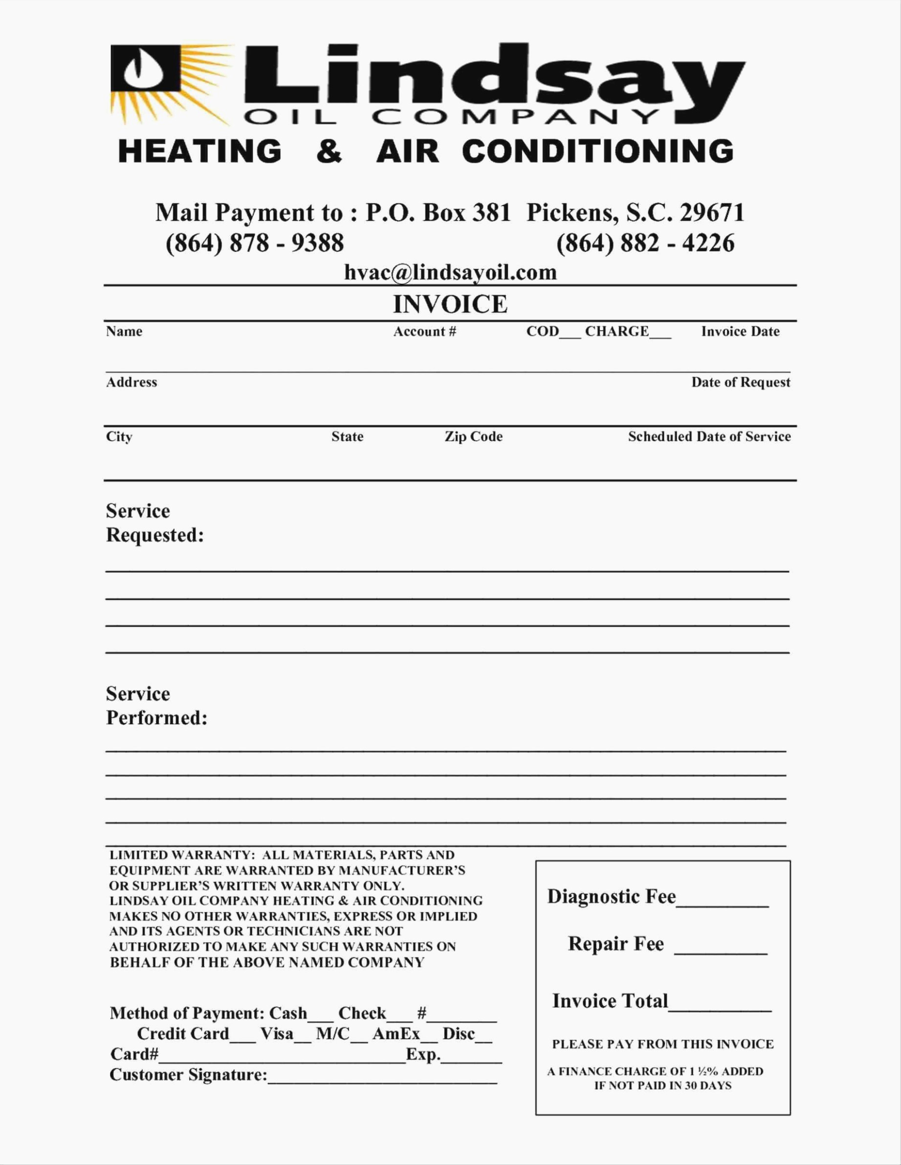 Hvac Start Up Report Template Best Of Hvac Service Report Template Sample Worksheets Maintenance