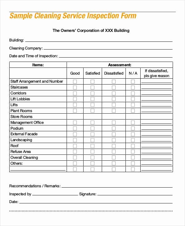 Hvac Start Up Report Template Inspirational Hvac Service Agreement Template