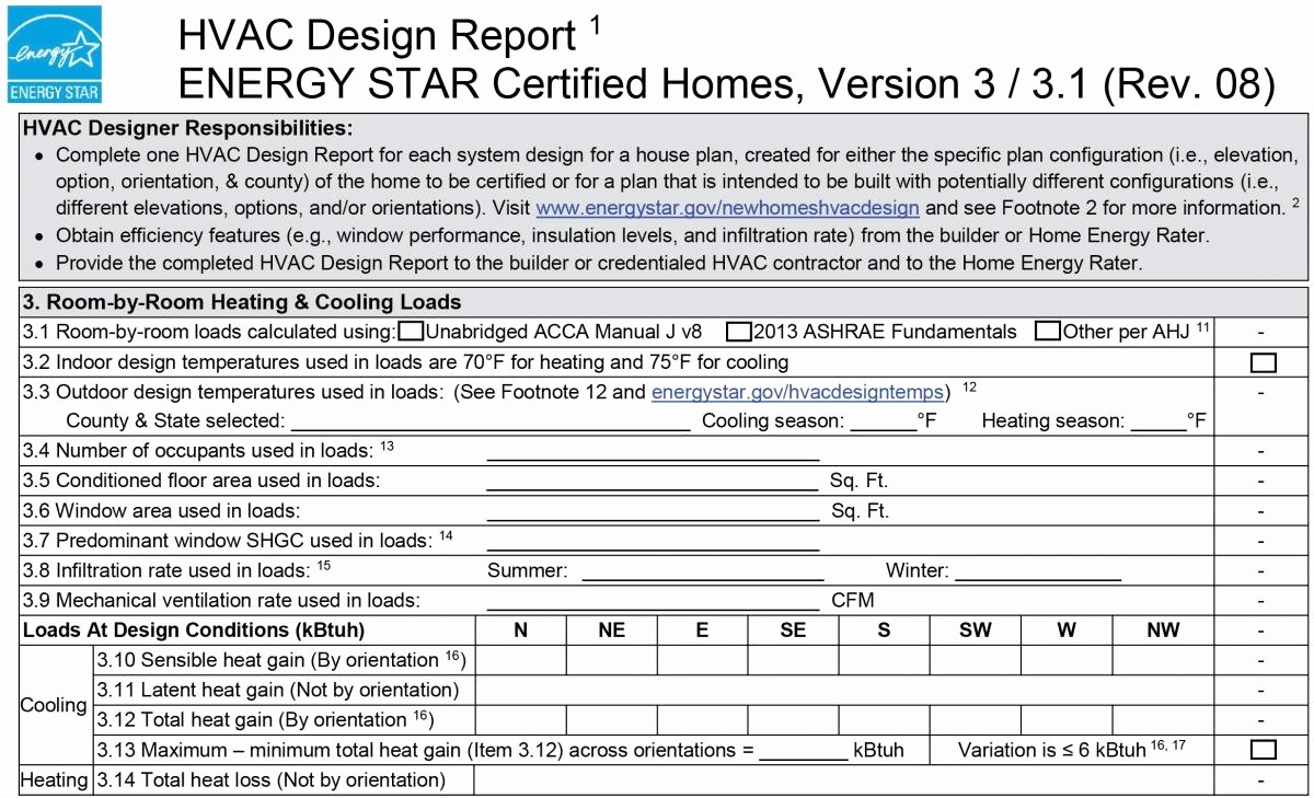 Hvac Start Up Report Template Lovely Missioning Checklists Hvac