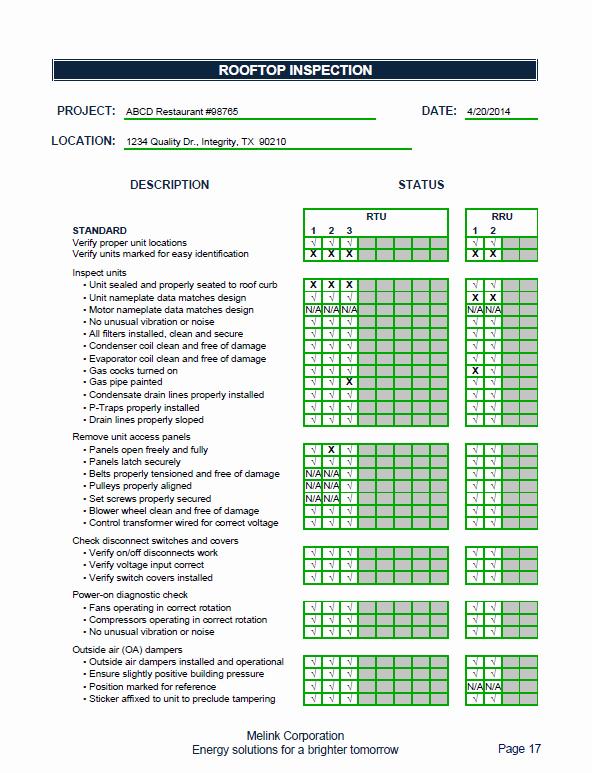 Hvac Start Up Report Template Lovely Using An Air Balance Report for Hvac Upkeep • Melink