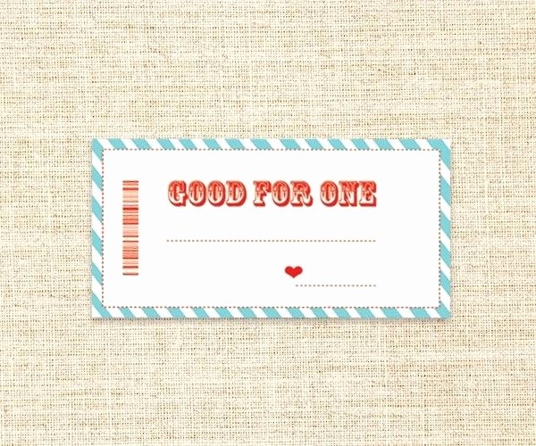 I Owe You Gift Certificate Inspirational I Owe You Gift Certificate Template Colorful Free