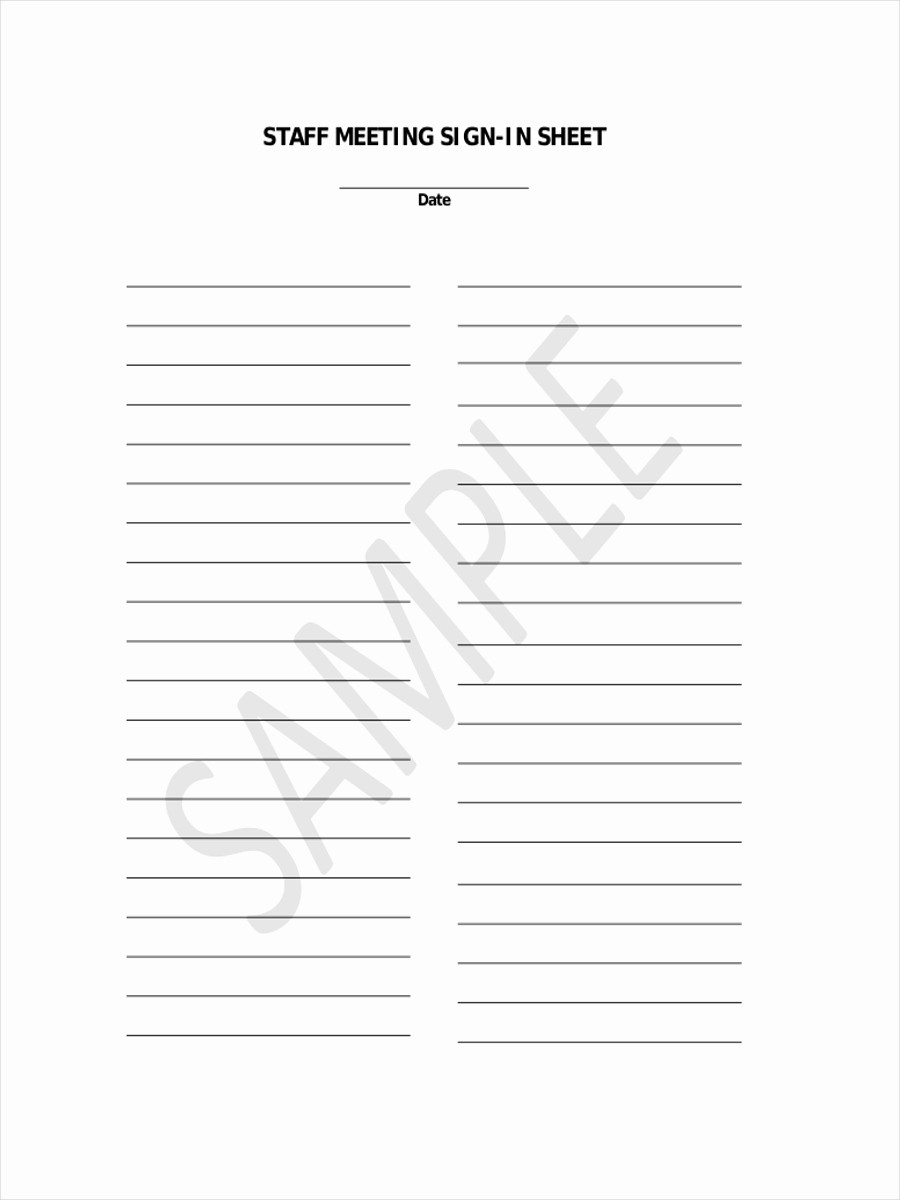 Images Of Sign In Sheets Elegant 12 Sign In Sheet Examples & Samples