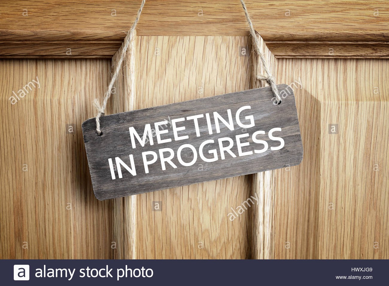 In A Meeting Door Sign Awesome Meeting In Progress Sign On Office Door Concept for