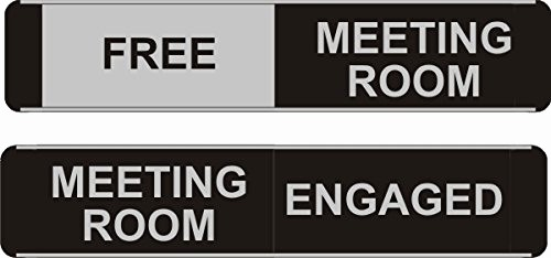 In A Meeting Door Sign Luxury Stewart Superior Sliding Door Sign Meeting Room Vacant