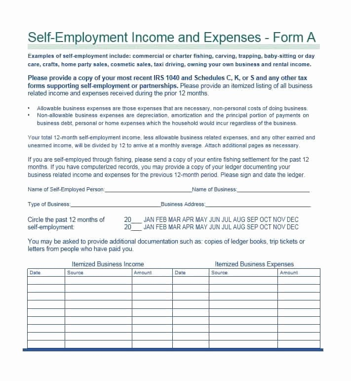 Income and Expense Ledger Template Elegant Self Employment Ledger 40 Free Templates & Examples