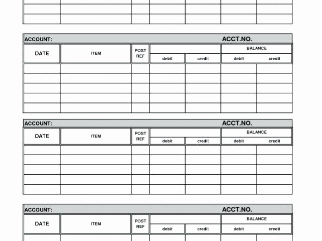Income and Expense Ledger Template Luxury Free Accounting Spreadsheet Excel Templates Bookkeeping