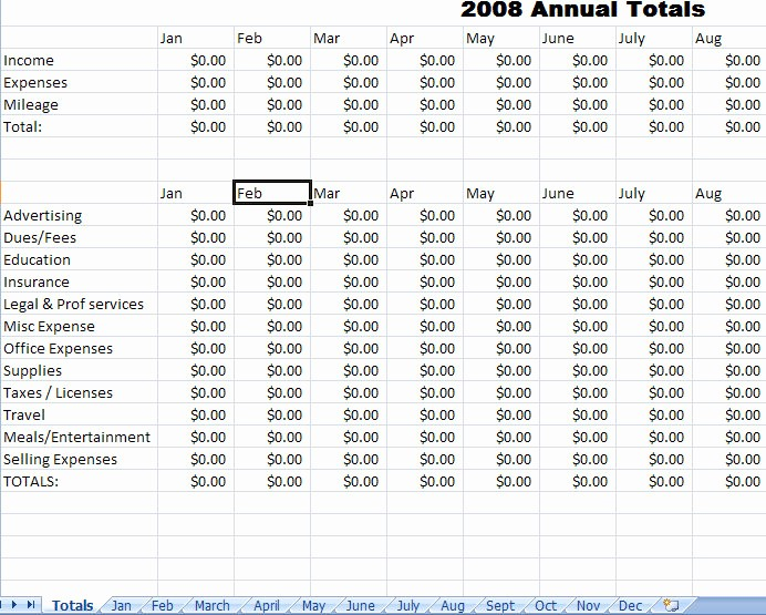 Income and Expense Report Template Inspirational Expense Report Template for Excel