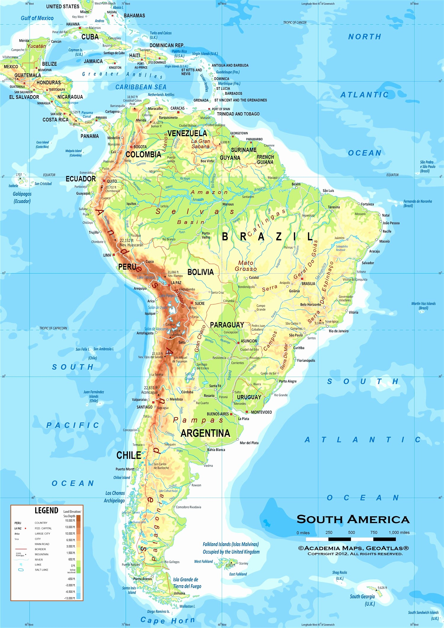 Interactive Map Of Usa Powerpoint Fresh Interactive Physical Map Latin America