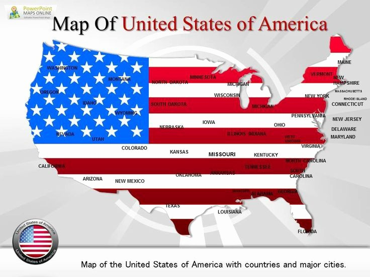 Interactive Map Of Usa Powerpoint Lovely 27 Best Interactive Powerpoint Maps Of Usa Images On