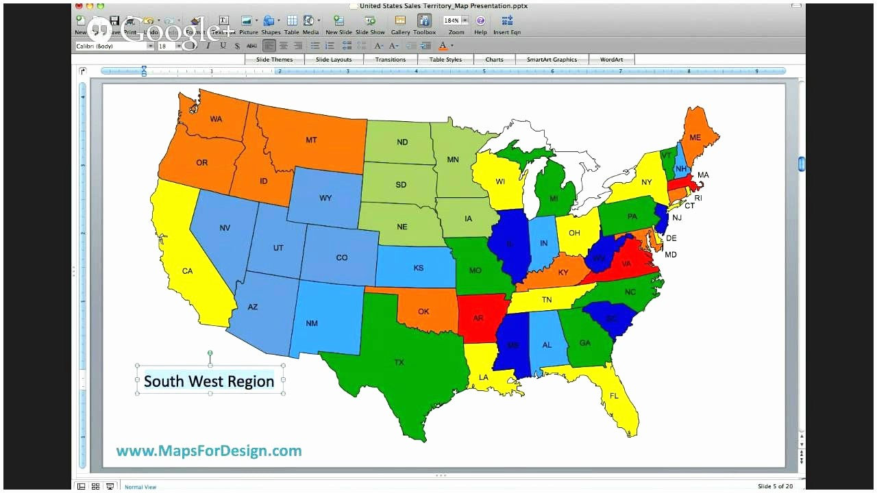 Interactive Us Maps for Powerpoint Beautiful Build A Map the United States Frtka Interactive Us