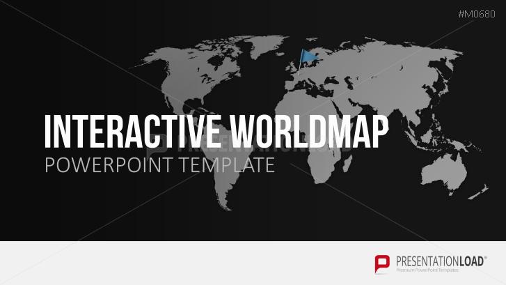 Interactive Us Maps for Powerpoint Best Of Mapamundi Interactivo