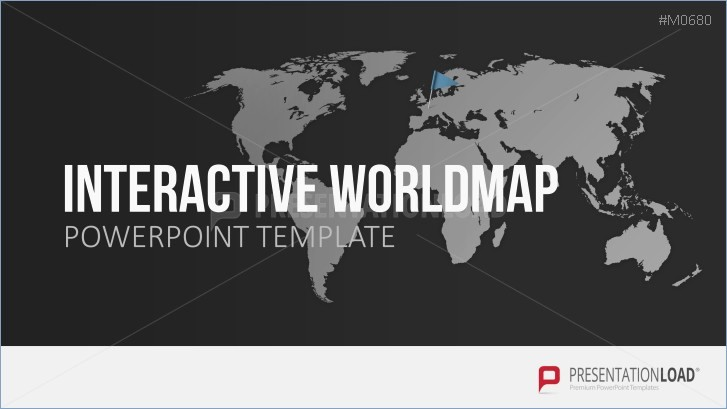 Interactive Us Maps for Powerpoint Inspirational Interactive Maps for Powerpoint – Sajtovi