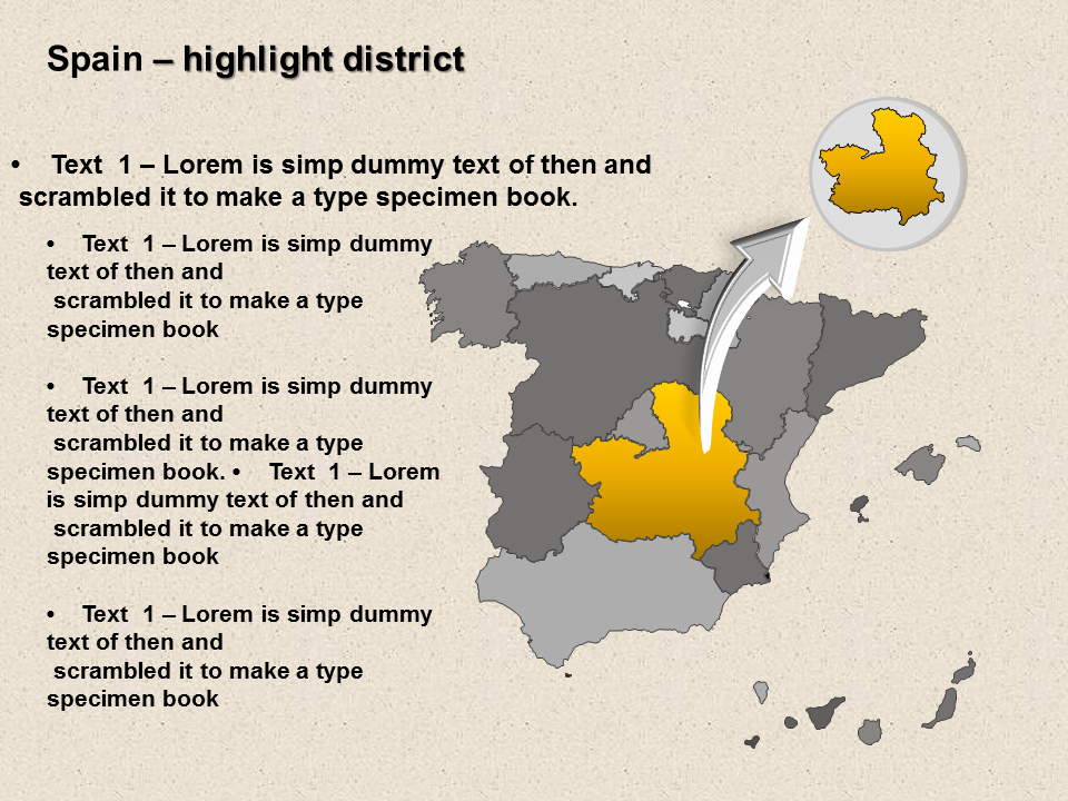 Interactive Us Maps for Powerpoint Lovely Interactive Spain Ppt Maps Editable Powerpoint Maps