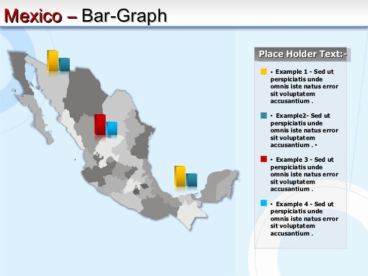 Interactive Us Maps for Powerpoint Luxury Mexico Map Powerpoint Ppt Templates
