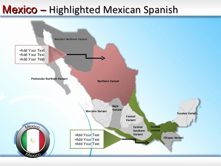 Interactive Us Maps for Powerpoint New Mexico Map Powerpoint Ppt Templates