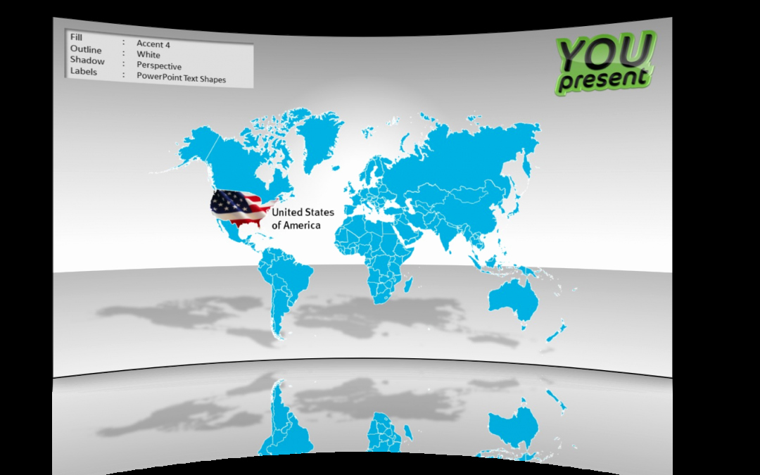 Interactive World Map for Powerpoint Best Of Editable Interactive Europe Powerpoint Map United