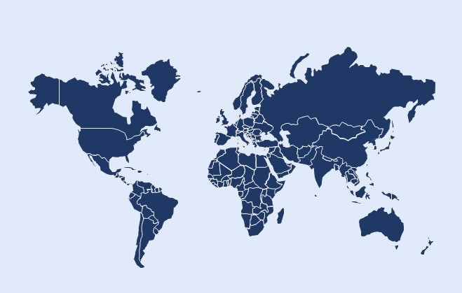 Interactive World Map for Powerpoint Elegant Here's A Beautiful Editable World Map for Powerpoint [free]