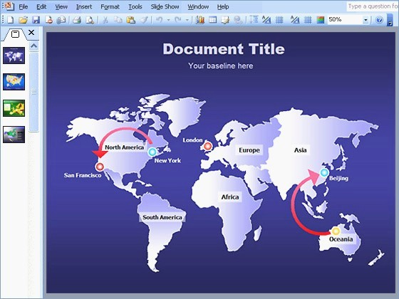 Interactive World Map for Powerpoint Inspirational How to Create An Interactive Map In Powerpoint – Playitaway