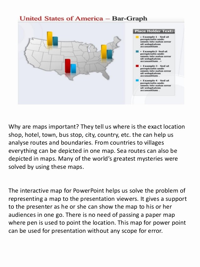 Interactive World Map for Powerpoint Lovely Get Online Interactive Powerpoint for Usa Map