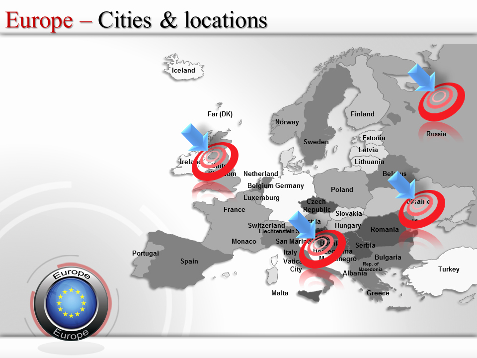 Interactive World Map for Powerpoint Luxury Interactive Map Benefits and More