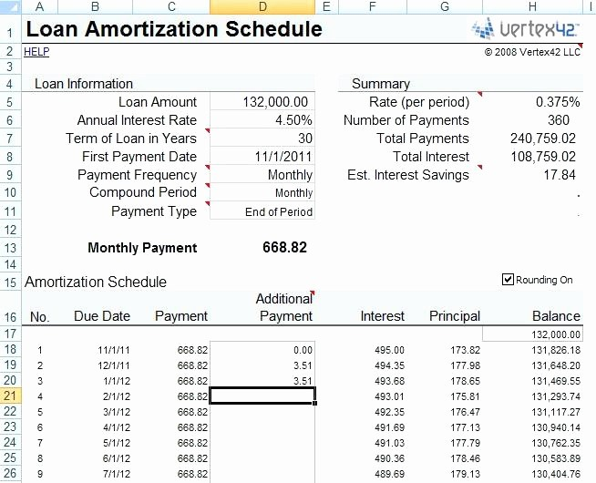 Interest Only Amortization Schedule Excel Inspirational Interest Ly Loan Calculator Excel Printable Amortization