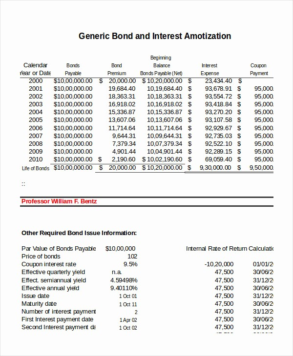 Interest Only Amortization Schedule Excel Luxury Capital Lease Amortization Schedule Excel Template Excel