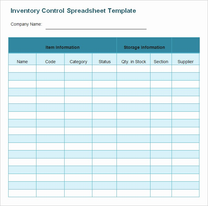 Inventory Control Spreadsheet Template Free Best Of Inventory Spreadsheet Template 48 Free Word Excel